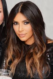 18 new balayage hair ideas to try this summer kim kardashian