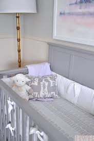 best 25 gray crib ideas on pinterest baby nursery grey grey