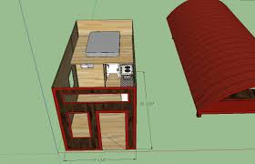 Derksen Cabin Floor Plans by Sweatsville U0027little Red U0027 8 U0027x16 U0027 Cabin