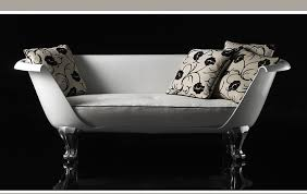 remember the clawfoot bathtub sofa from breakfast at s