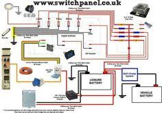 image result for 12v cer trailer wiring diagram projects to try