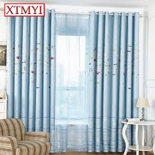 light blue curtains living room peenmedia com