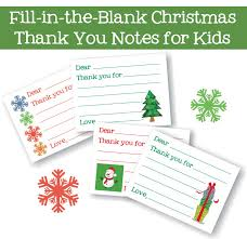 fill in the blank thank you cards 101 days of