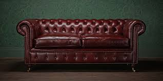 Cheap Leather Chesterfield Sofa Original Chesterfield Sofa Home And Textiles