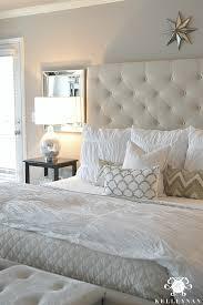 Pottery Barn White Comforter Master Bedroom Update Kelley Nan