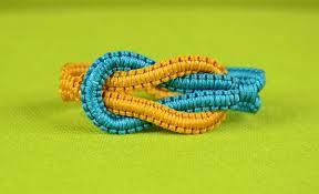string knot bracelet images Infinity knot diy macrame bracelete jpg