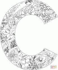download coloring pages letter c coloring pages coloring pages of