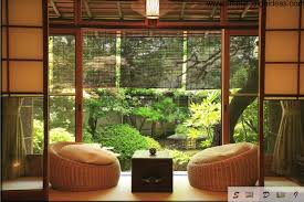 japanese house interior design japanese interior design ideas in veranda of the country house in the japanese style with rattan puffs and low tablejapanese interior design style