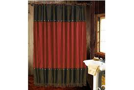 rustic shower curtains scalisi architects