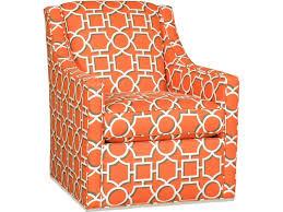 Sam Moore Living Room Darya Swivel Chair  Sam Moore - Living room swivel chairs