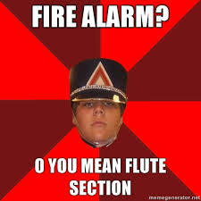 Flute Memes - i play the flute and i find this funny because we are just waaaay