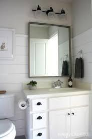 marvelous cave bathroom ideas interior diy shiplap boy s bathroom reveal bathroom design ideas