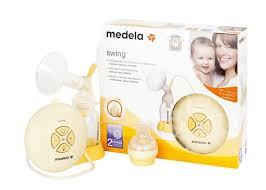 medela swing breast pumponthego medela swing breast c w calma teat