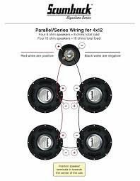 Marshall 412 Cabinet 4 X 12 Wiring Talkbass Com