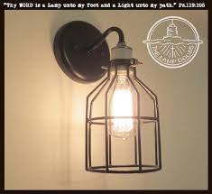 Industrial Wall Sconce Lighting Industrial Wall Sconces Rustic Lighting Fixtures The Lamp Goods