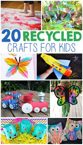 best 25 recycled crafts kids ideas on pinterest recycled crafts