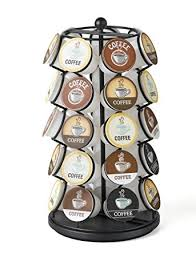 black friday amazon tablet 35 amazon com k cup carousel holds 35 k cups in black keurig
