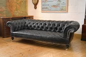 Black Leather Chesterfield Sofa Chesterfield Leather Sofa Jpg