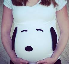 Pregnant Halloween T Shirts 15 Creative Halloween Costumes That Only Pregnant Women Can Pull Off