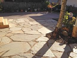 Flagstone Pavers Patio Flagstone Patio In Park Ridge Landscaping And Hardscaping Brick
