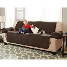 Pillow Arm Sofa Slipcover by Sofa Throws Covers Velvet Nonskid Sofa Pet Throw Carbon Black