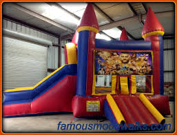 bounce house rentals houston moonwalk rentals in houston free delivery set up