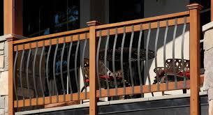 black metal porch railings u2014 jbeedesigns outdoor the advantages