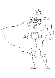 justice league coloring pages superman logo coloringstar