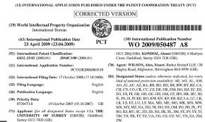 international bureau wipo what does a wo patent quora