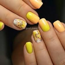45 yellow nail art designs ombre yellow nail art and yellow nails