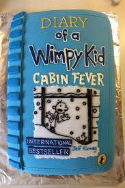 diary of a wimpy kid cake 24 cakes inspired by books