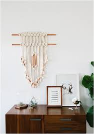 yarn art hangings you can make to cozy up your walls