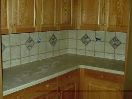 ceramic tile for backsplash in kitchen light wooden cabinet glass ceramic tile backsplash undermount