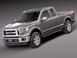 Ford F150 Truck 2015 - ford f 150 extended cab 2015 squir