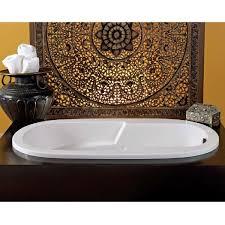 americh oval 6636 tub 66 x 36 x 21 bathtubs