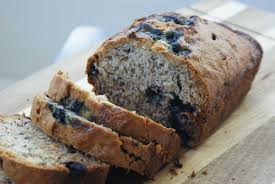 blueberry bread cook diary