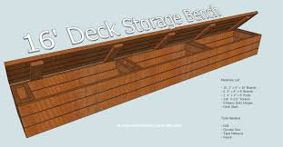 Plans For Building A Wood Bench by Bench Designs For Decks Wood Bench Designs For Decks You Can