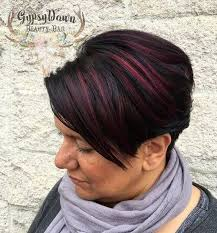 best highlights for pixie dark brown hair 38 best pixie cut hairstyles that are hot in 2018
