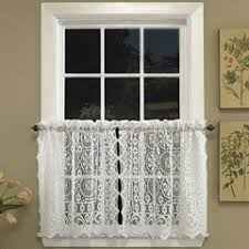 lace white curtains u0026 drapes for window jcpenney