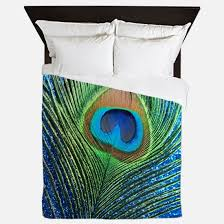 Peacock Feather Comforter Peacock Feather Bedding Cafepress