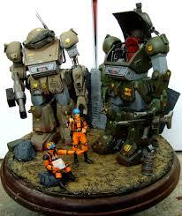 armored trooper votoms votoms diorama pic1 by theprinceofmars on deviantart