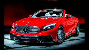mercedes maybach s 650 cabriolet world premiere at 2016 la auto