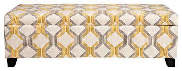 yellow storage ottoman facil furniture