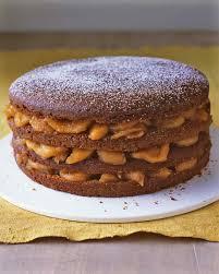 thanksgiving cake recipes fall cake recipes martha stewart