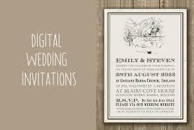 digital wedding invitations friday i m coveting knots kisses digital wedding invitations