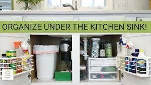 the kitchen sink cabinet organization how to organize kitchen sink cabinet