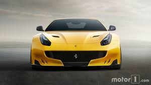 ferrari hatchback coupe discover the differences between the ferrari 812 superfast and f12tdf