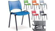 Chaise Coque Plastique Empilable Accrochable Non Feu M2 Chaises Coque Plastique Empilables M2 Direct Collectivités