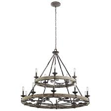 Ceiling Chandelier Lights Chandeliers Crystal Modern Iron Shabby Chic Country French