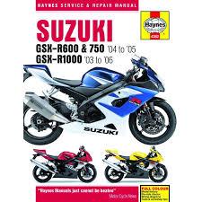 08 gsxr 600 service manual 28 images clymer manuals suzuki gsx